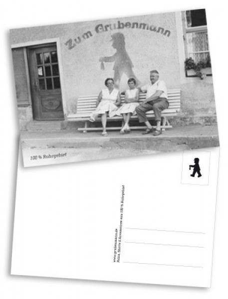 "Postkarte ""Retro"""