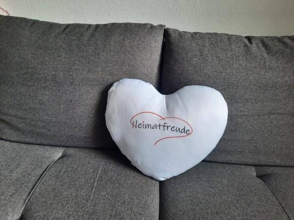 Herz Kissen